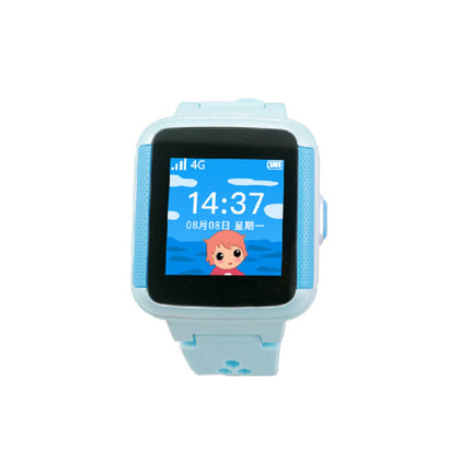Children AI Cloud Smart Positioning Life Pupils Mobile 4G Edition Phone Watch Waterproof Photo Payment Multifunction