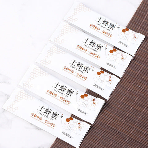 Honey strips independent small bags portable equipment pure natural bulk wholesale small bags of honey bagged strips