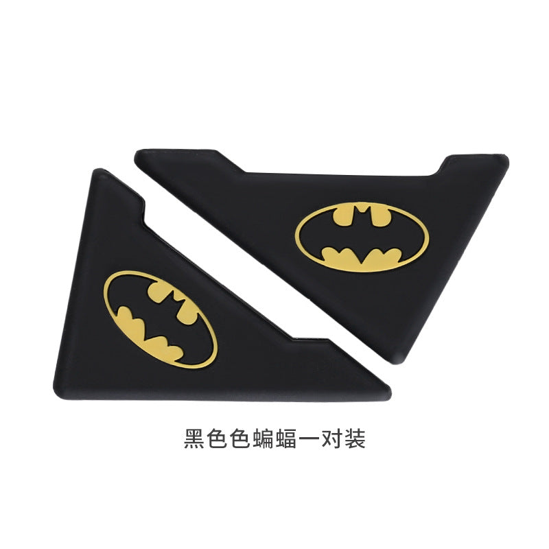 Car door corner protection cover door side anti-collision strip scratch-proof strip anti-collision stickers external decoration modified car accessories