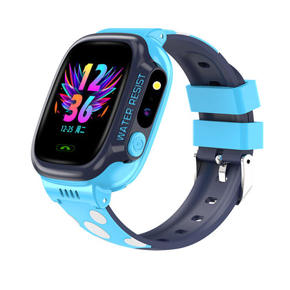 Cross-border Vietnam Explosion models Y92 Children's Phone Watch Smart Belt WiFi Positioning Waterproof Anti-lost Phone Watch