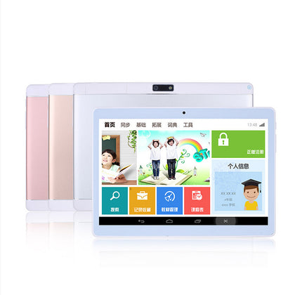Tutor machine English learning machine primary school junior high school synchronous point reading machine child student eye protection tablet