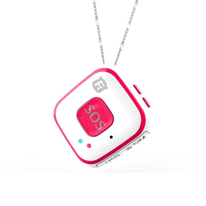 Personal emergency GSM LBS WiFi AGPS positioning communicator Positioning pendant REACHFAR V28