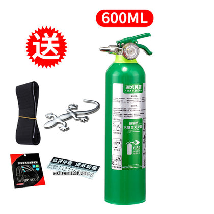 Hand-held annual inspection fire-fighting equipment 2L shop with hand-held handheld fire extinguisher small water agent handheld type 3L kg