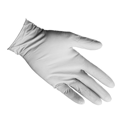 Kimberly G10 gray nitrile gloves powder-free oil-resistant wear-resistant anti-chemical coating disposable boxed disposable gloves