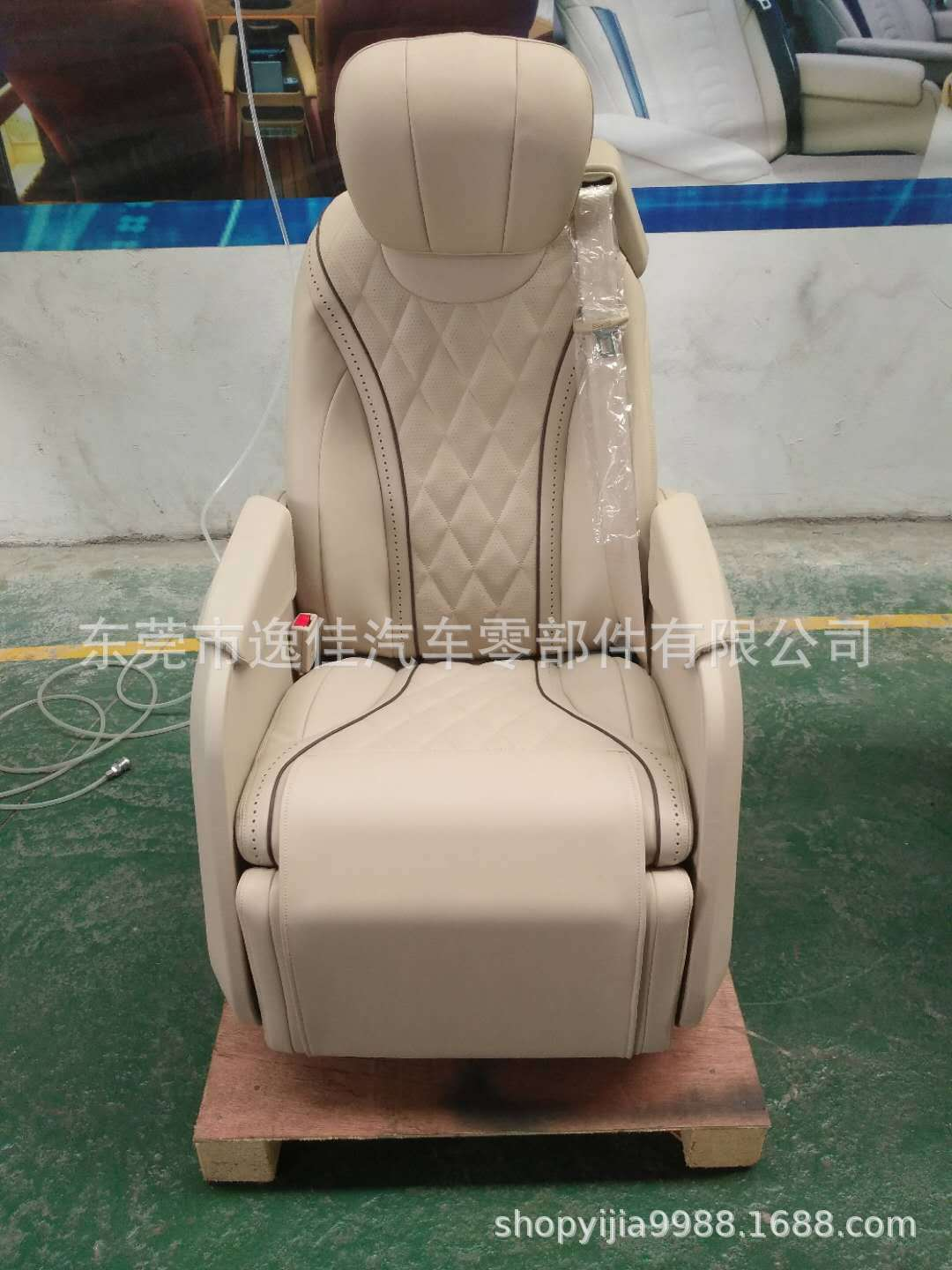 Customized high-end commercial vehicle aviation seat Car seat Smart seat Modified car seat RV seat