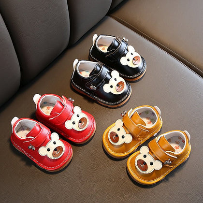 0-1 years and a half 2 baby girls 12 toddler shoes 11 soft sole non-slip 7 to 9 months 8 spring 6 female baby shoes 10