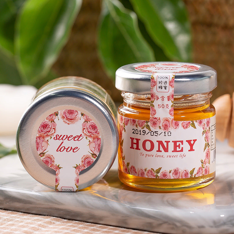 Honeydew Ganquan Wedding Honey Wedding Honey Vial Wedding Honey with Hand Gift Full Moon Gift 28g50g Finished Product