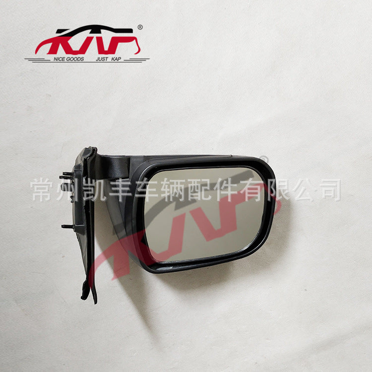 Suitable for Toyota 2010 VIGO manual mirrors Natural black 87940-0K181 87910 0k201
