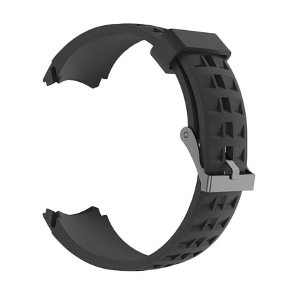 Suitable for Song Tuo SUUNTO Terra smart watch replacement wristband Song Tuo silicone strap sports watch strap