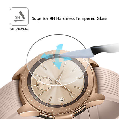 Applicable to Samsung Watch Galaxy watch 42/46mm tempered film
