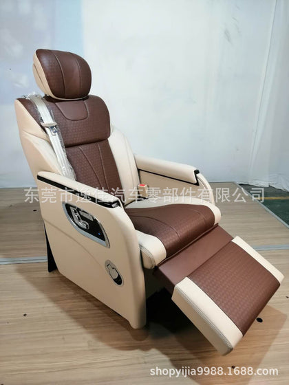 Manufacturer custom high-end commercial vehicle aviation seat car seat medical aviation seat smart seat