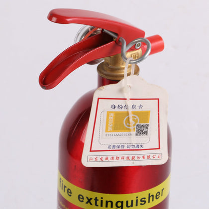 Portable water-based fire extinguisher 980ML car home car portable fire extinguisher fire equipment
