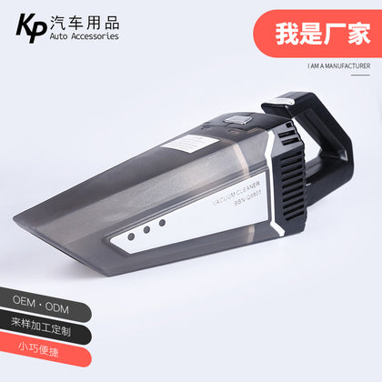 High Power Car Vacuum Cleaner Wet and Dry Car Vacuum Cleaner High Power Handheld Vacuum Cleaner