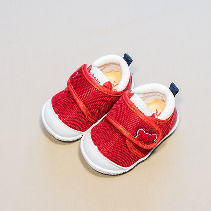 0-1 years old baby step shoes 2019 autumn breathable mesh soft non-slip bottom baby baby step shoes