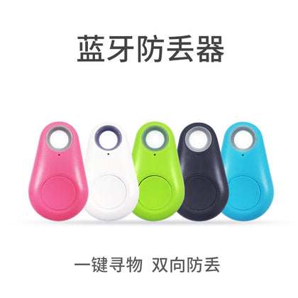 Water droplet anti-lost device Two-way alarm mobile phone self-timer recording Bluetooth 4.0 alarm Customized LOGO
