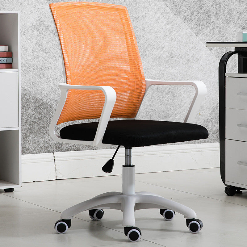Home Computer Chair Wholesale Staff Office Chair Mesh Chair Dormitory Conference Four Leg Chair 902