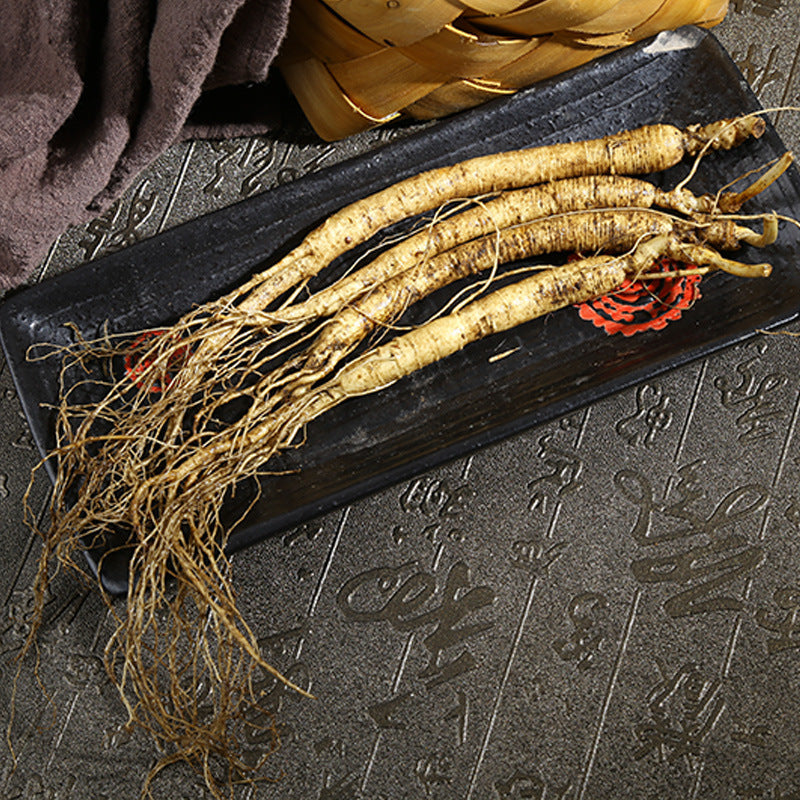 19 years new Changbai Mountain ginseng with fresh ginseng 5-10 grams / branch of Northeast specialties 1 yuan ginseng