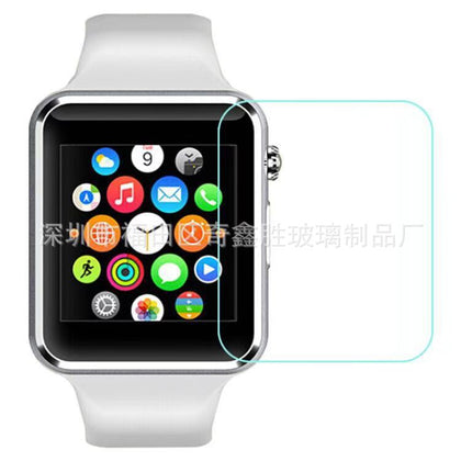 Suitable for Apple Watch tempered film non-full screen iWatch4 watch film 38mm / 40mm / 42mm / 44mm