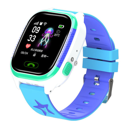 2G two-way high-definition voice voice micro-chat smart children wearable watch