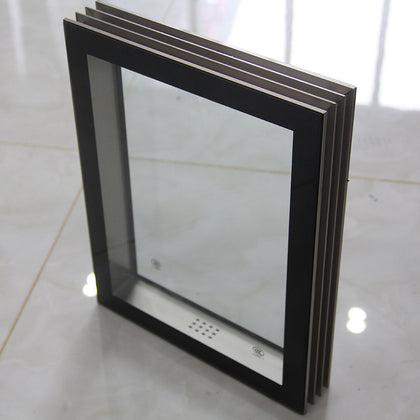 Factory direct sales support custom size manual board mechanism board dedicated double layer fixed window fixed window