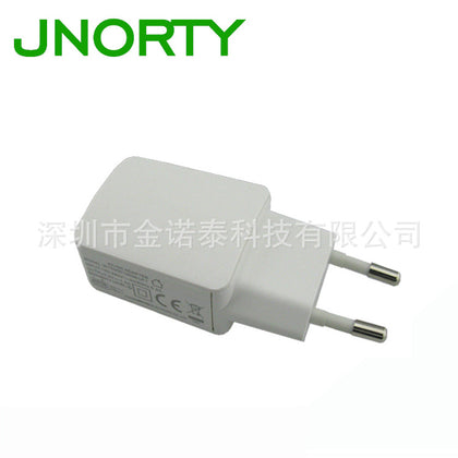 European standard 5V1A smart device charger 5V1000MA USB charger mobile phone charging head