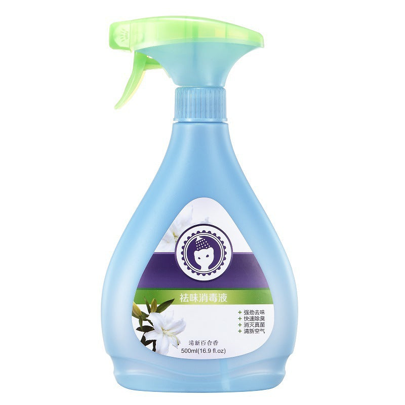 Snow scented fragrance disinfectant to eliminate odor, urine, cat and dog, special odor removal agent for removing odor