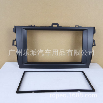 Applicable Toyota Corolla Audio Refit Frame Car Audio 2DIN Refit Panel Fascia Refit Box