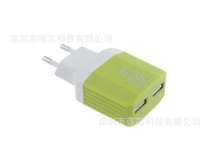 5V2A mobile phone charging head European standard USB charger