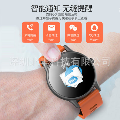 Childish Bluetooth Sports Watch Gym Health Monitoring Bracelet Heart Rate Blood Pressure Oxygen Monitoring Step Watch
