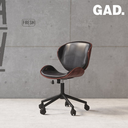 GAD office swivel chair fashion office chair computer chair lift rotation ergonomic chair single chair rotation