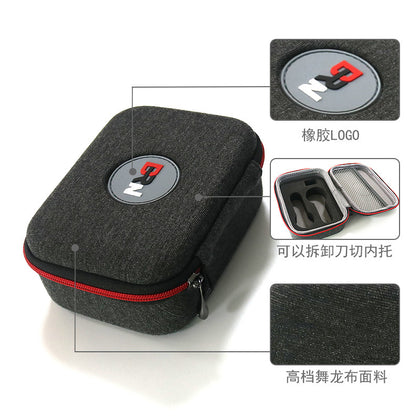 BRN new sports camera eva storage bag outdoor portable finishing dustproof shatter-resistant protective cover
