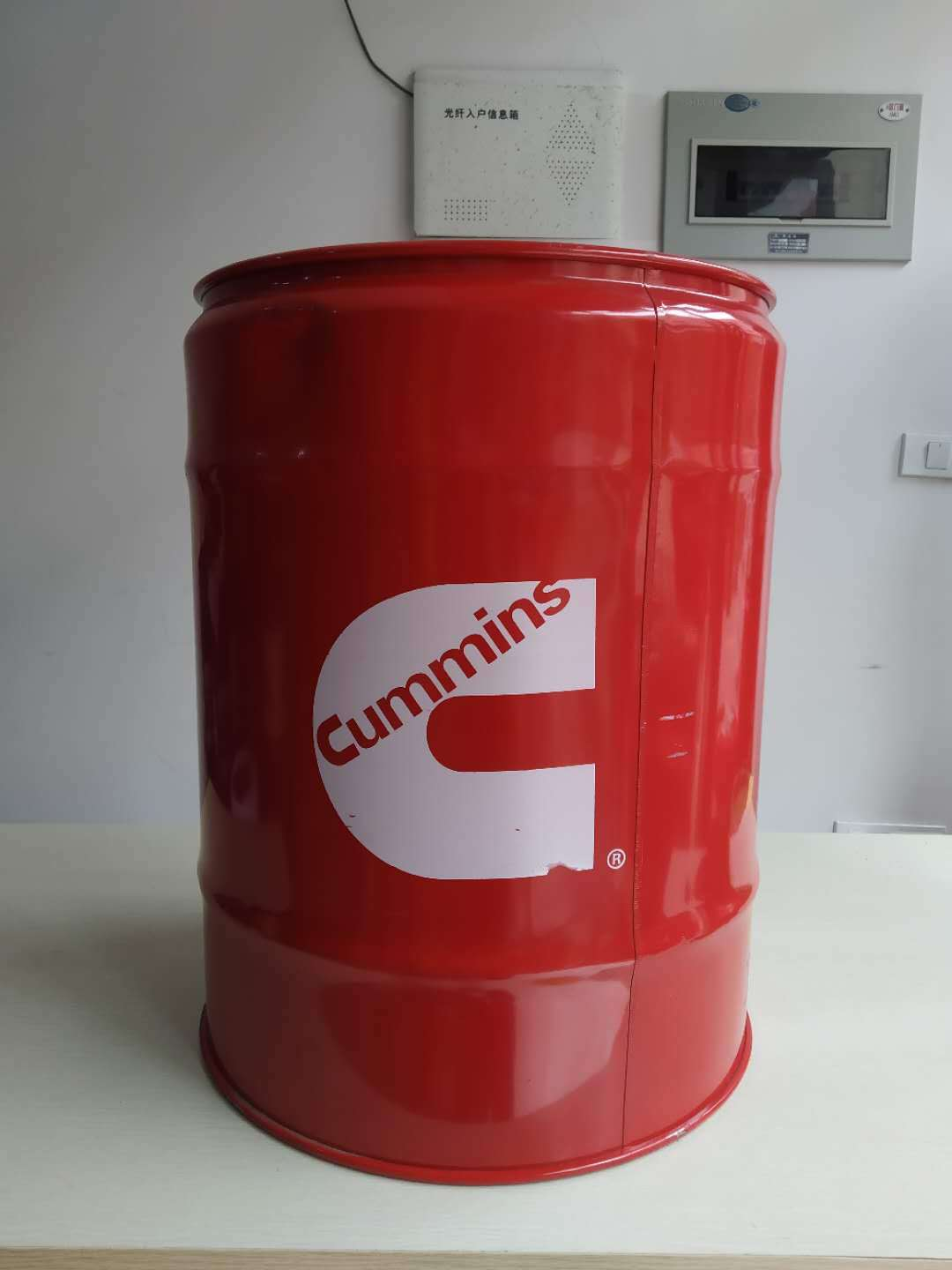 Chongqing Cummins special engine oil CH-4 15W/40 18L new generation original lubricating oil number 4297478
