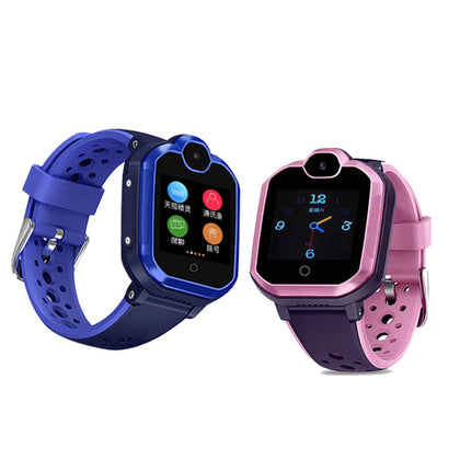 New Netcom 4G children's phone watch waterproof touch screen children's smart watch multi-function factory direct sales