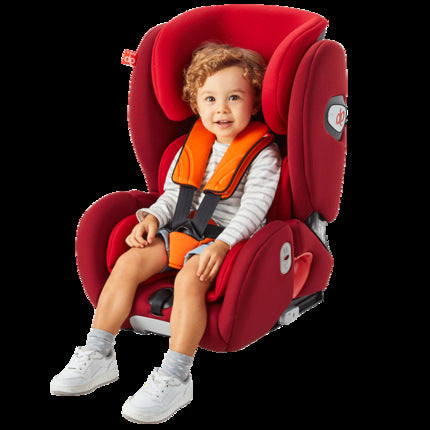 Gb good child high speed child safety seat baby car with ISOFIX interface September-12 years old CS860