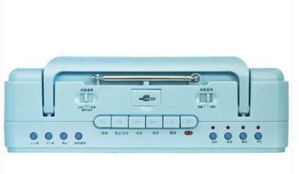 Panda F336 portable teaching re-reading tape recorder recorder Walkman with repeating tape radio