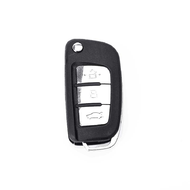 For Ford Focus Mondeo car remote control key folding modified shell Ford key shell cross-border