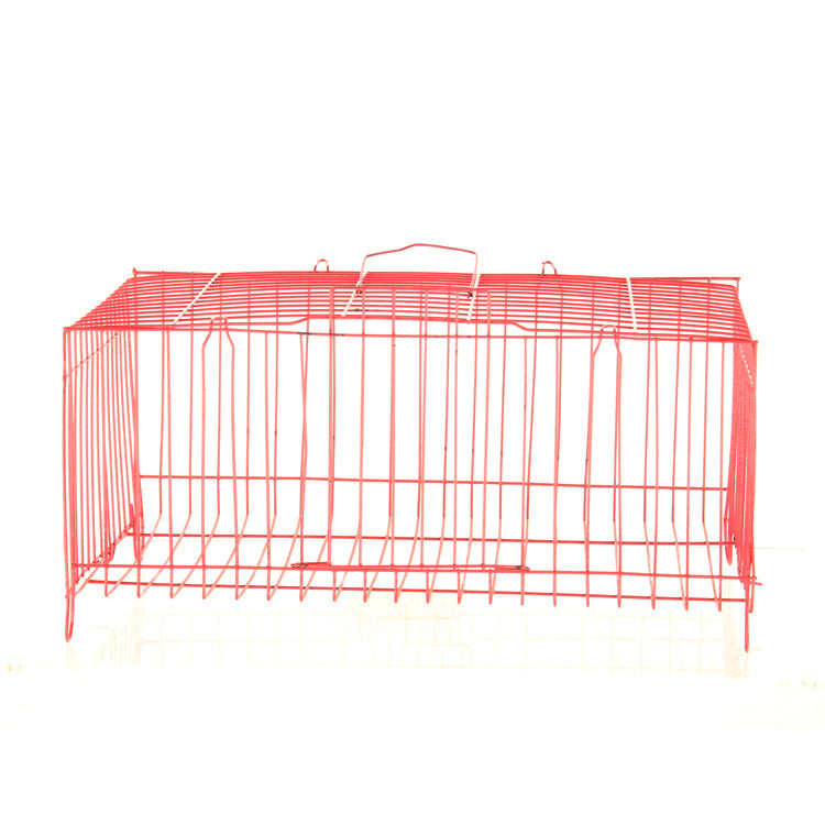 Cargill wholesale stall transport artifact cage big pillow small pillow cage rabbit cage bird cage dragon cat cage