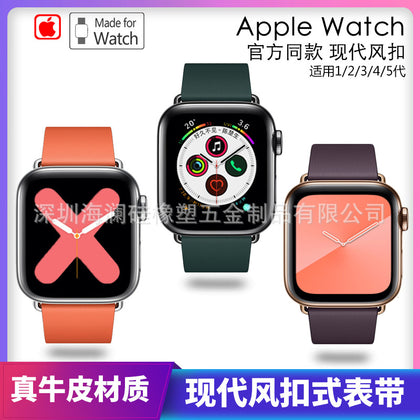 Apple Modern Wind Strap Magnetic Buckle Apple Watch Strap