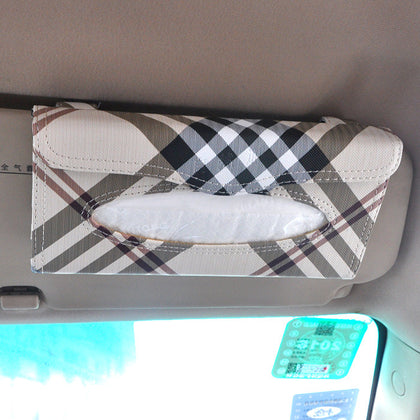 Car tissue box, car hanging sun visor, car tray, car seat, car seat, creative skylight