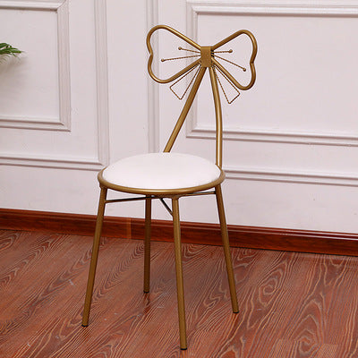 New butterfly chair white
