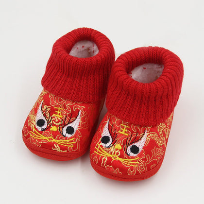 Red tiger shoes(Gao Bang)