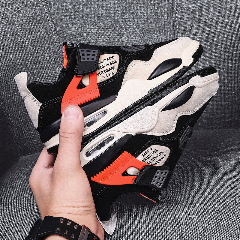 Boys sports shoes breathable autumn and