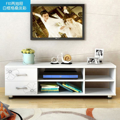 Two drawers-white frame Gesang light color