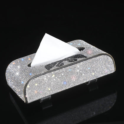 Diamond diamond sunroof box for car