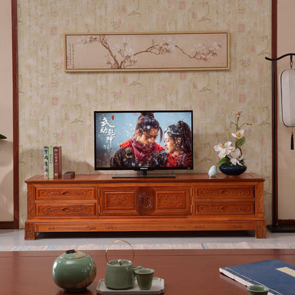 Rose pear (TV cabinet 2 meters)
