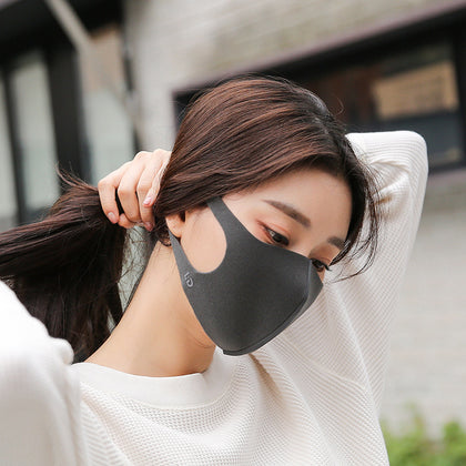 Korean new autumn and winter season men and women personality tide models cotton breathable protection dust and haze PM2.5 masks