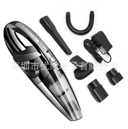 110-220V Car Vacuum Cleaner Wireless Car Dry and Wet Vacuum Cleaner Household Handheld Vacuum Cleaner