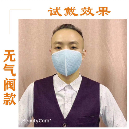 KN95 protective mask can be washed and used multiple times