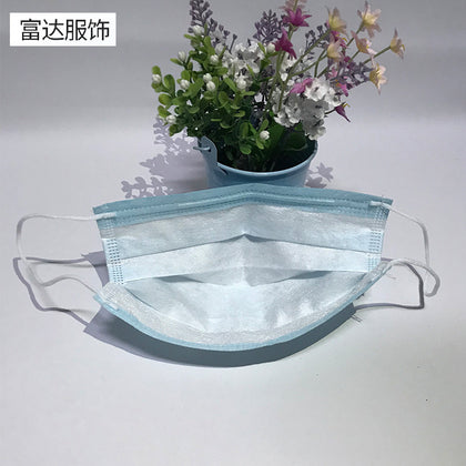 Disposable protective mask dustproof, anti-fog and haze breathable