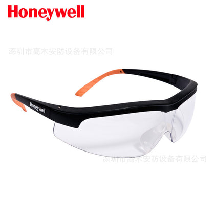 Honeywell 110200 Safety Glasses S600A Glasses Anti-scratch Transparent lenses
